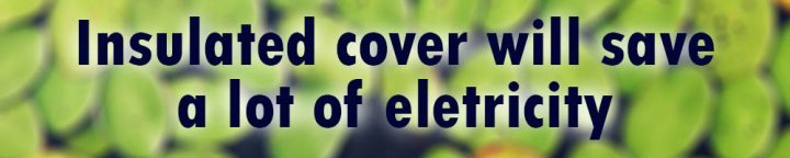 cover will save eletricity
