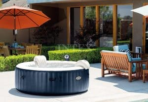 6 person blow up hot tub
