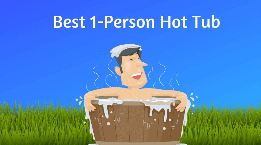 one person hot tub featured image