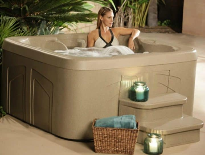 smart for life portable hot tub