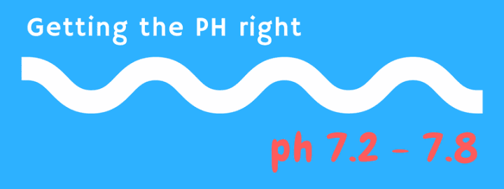 getting ph levels right