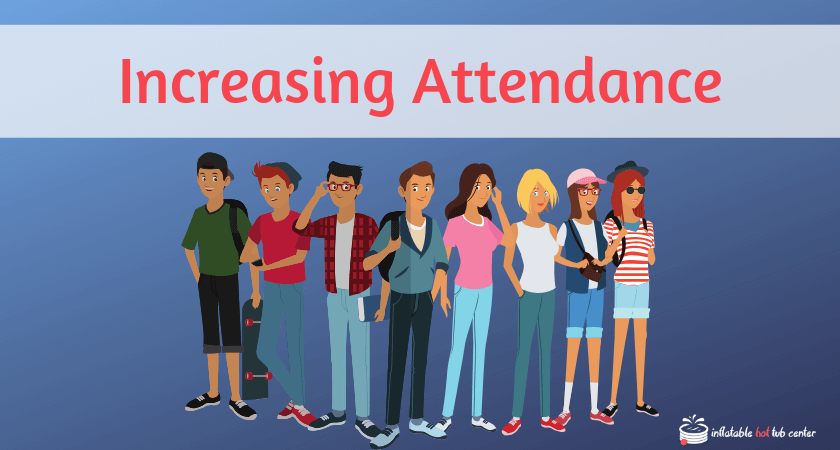 Increasing Attendance