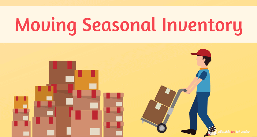 Moving Seasonal Inventory